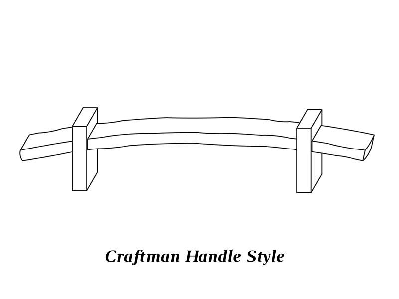 Craftsman Handle Style