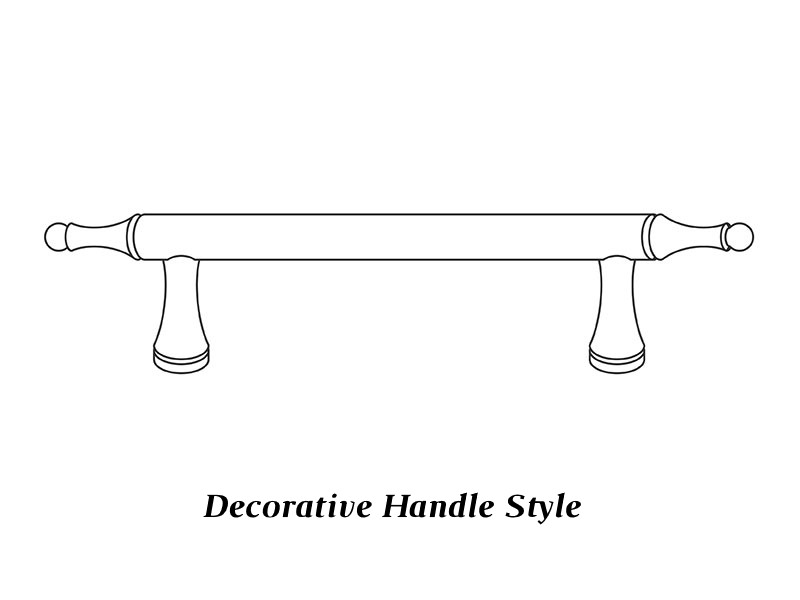 Decorative Handle Style