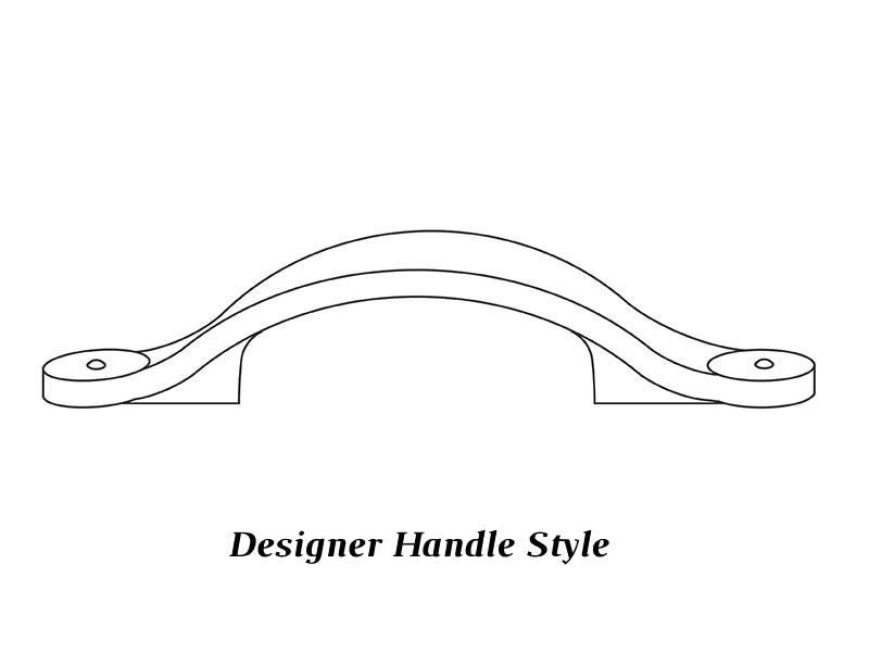 Designer Handle Style