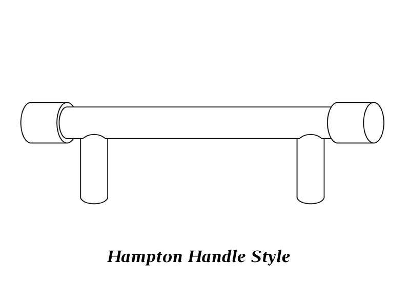 Hampton Handle Style