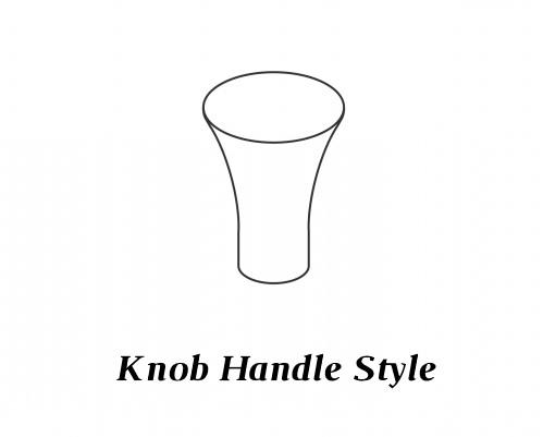 Knob Handle Style