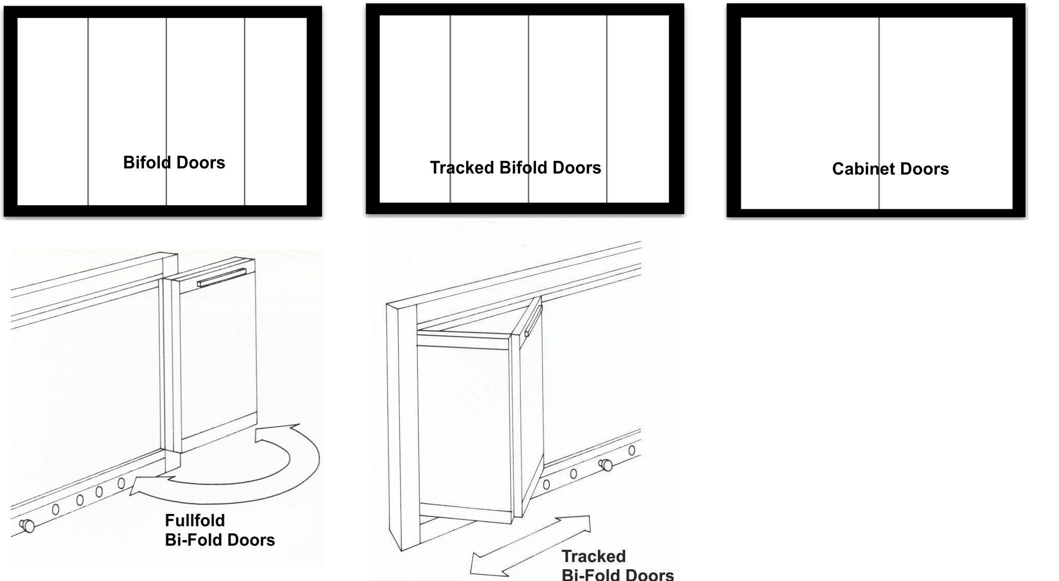 Choose the type of fireplace door