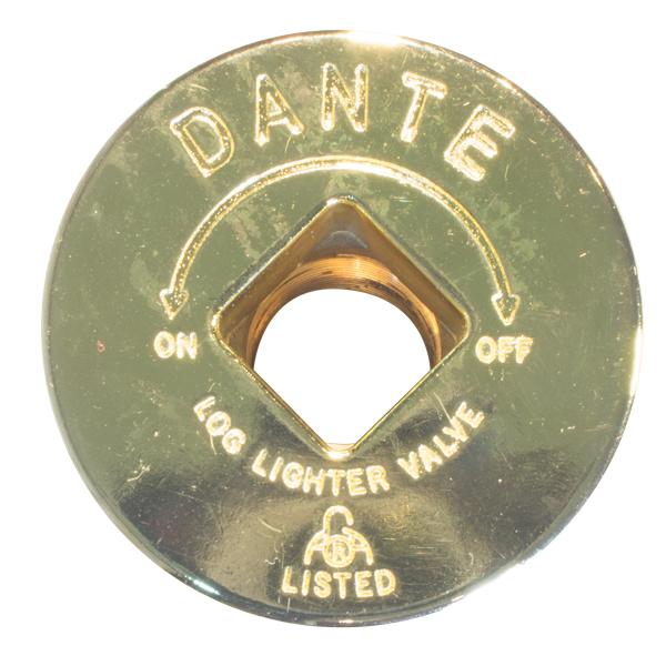Dante Brass Escutcheon