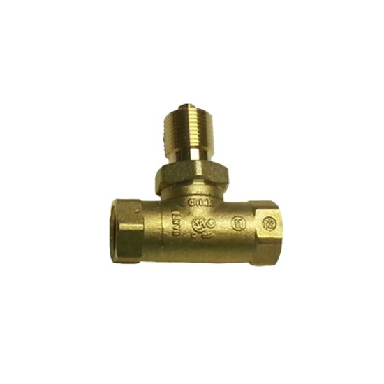 Dante Straight Quarter-Turn Ball Valve
