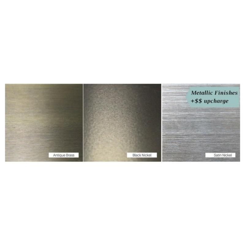 Design Specialties Metallic Finishes