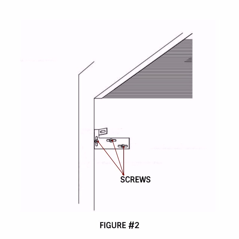 Attaching screws