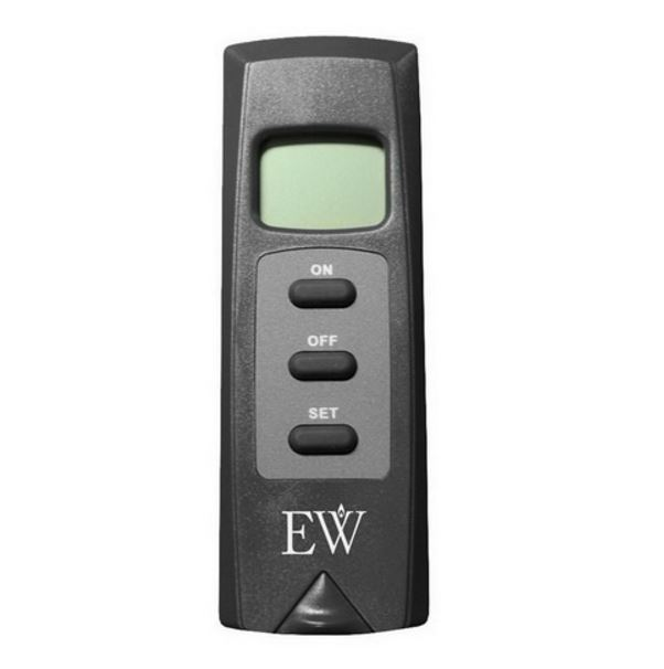 Everwarm EW4001TH Thermostat Remote Control For Gas Log Set Or Fireplace