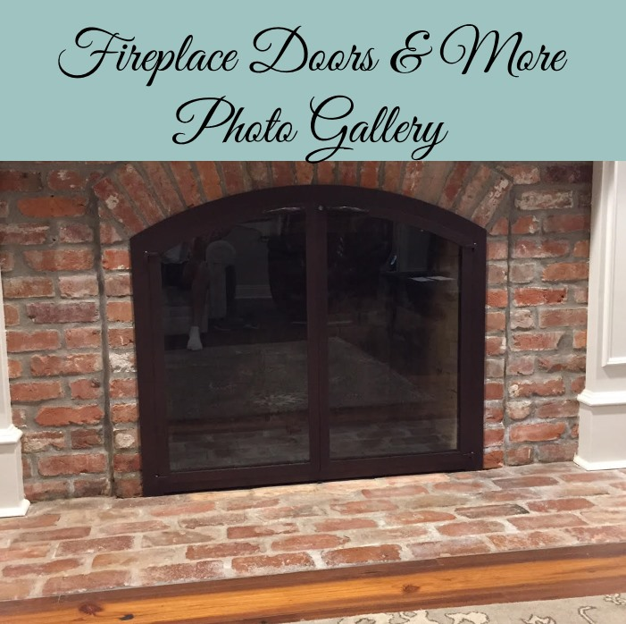 Fireplace Doors & More Photo Gallery