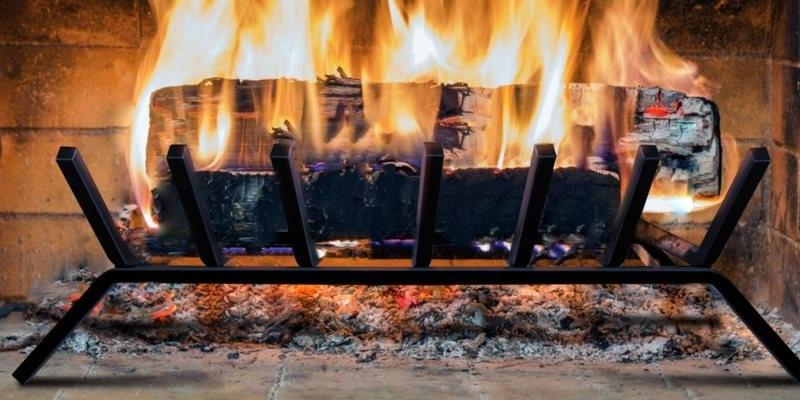 Welded Steel Fireplace Grates
