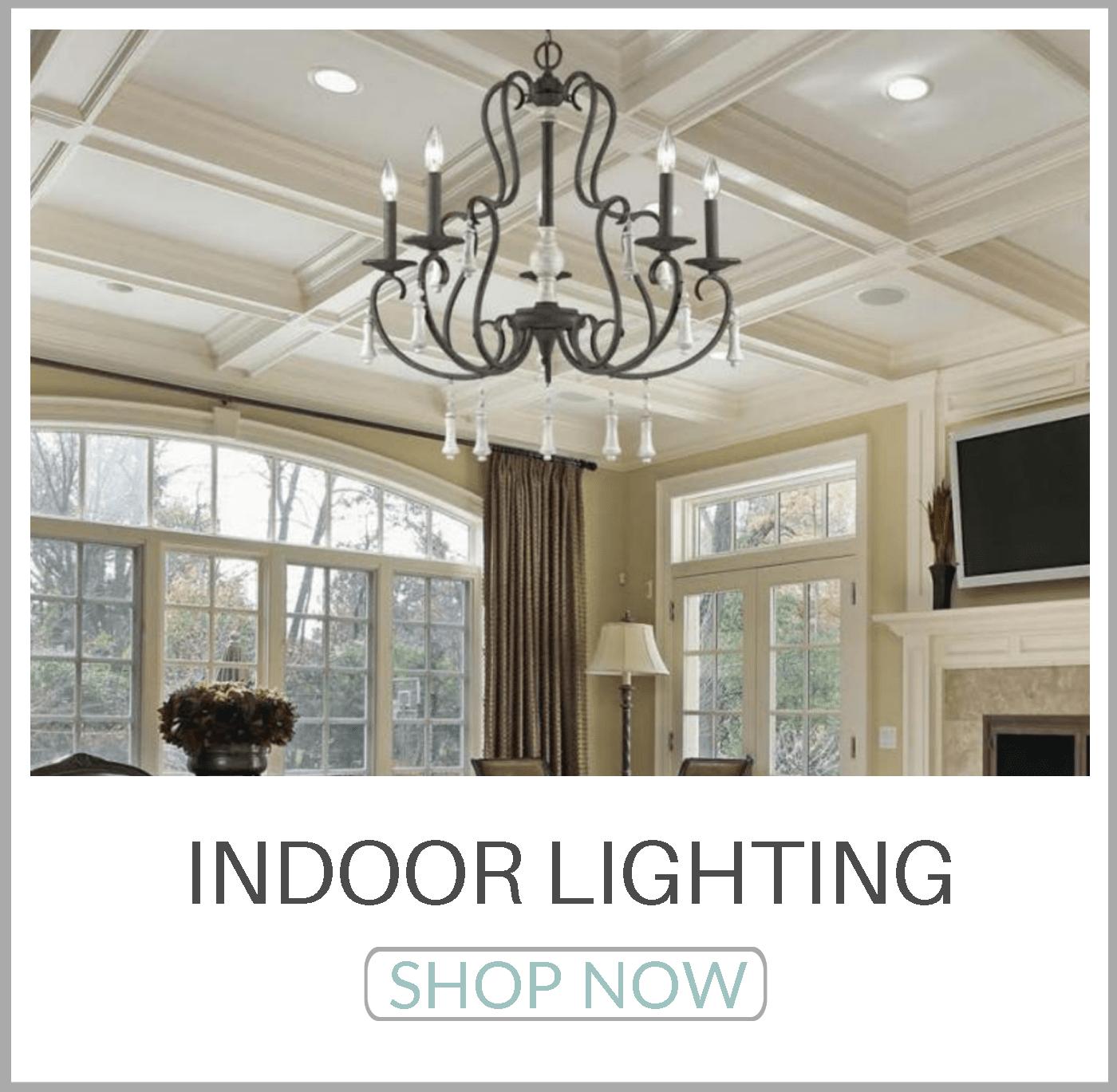 Indoor Lighting Category SHOP NOW