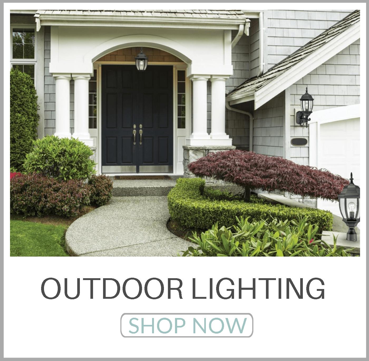 Outdoor Lighting SHOP NOW
