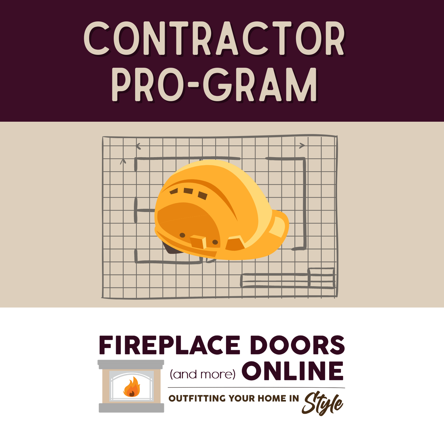 Join our Contractor PRO-gram for exclusive products and deals!