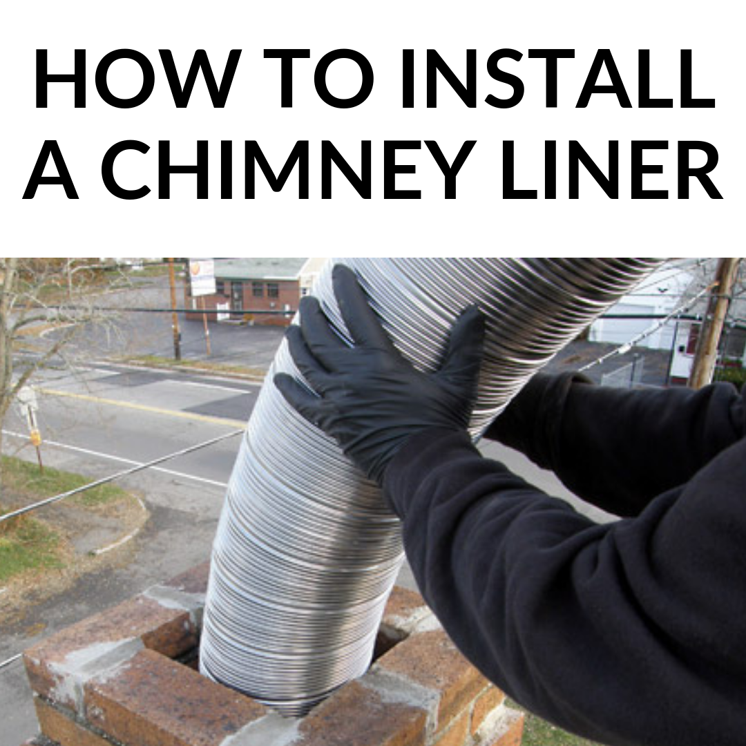 How to Install a Chimney Liner