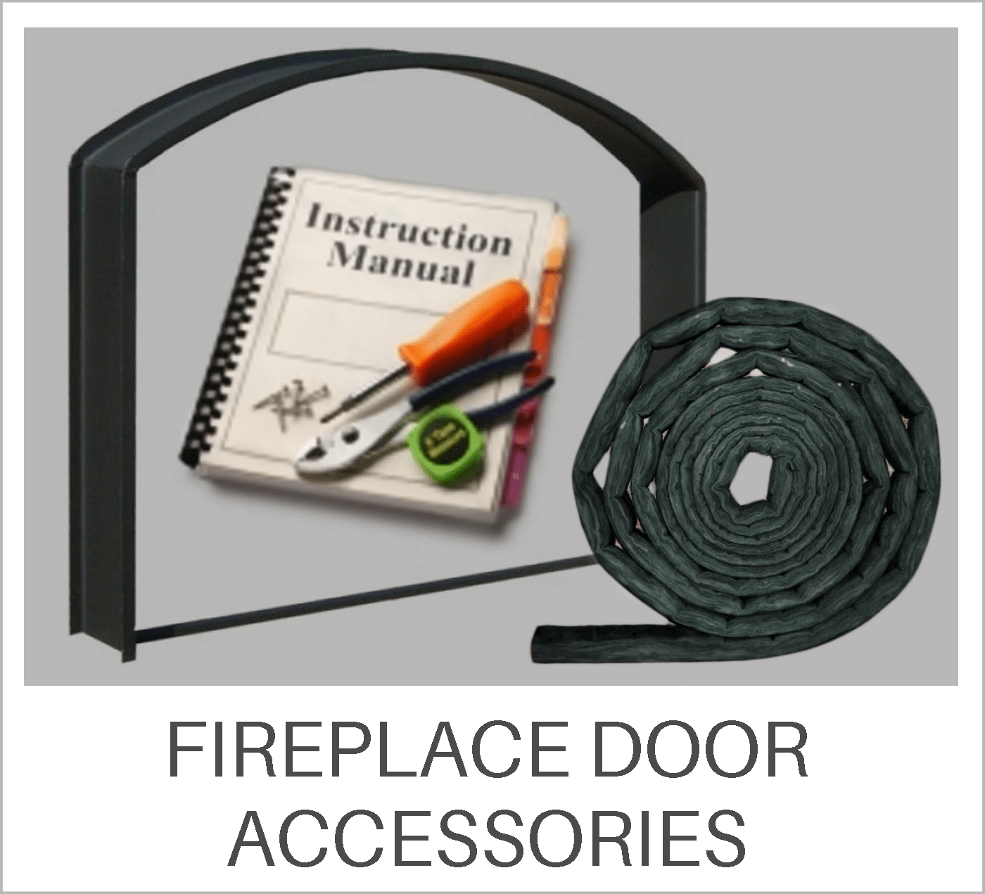 Fireplace Door Accessories Learning Center