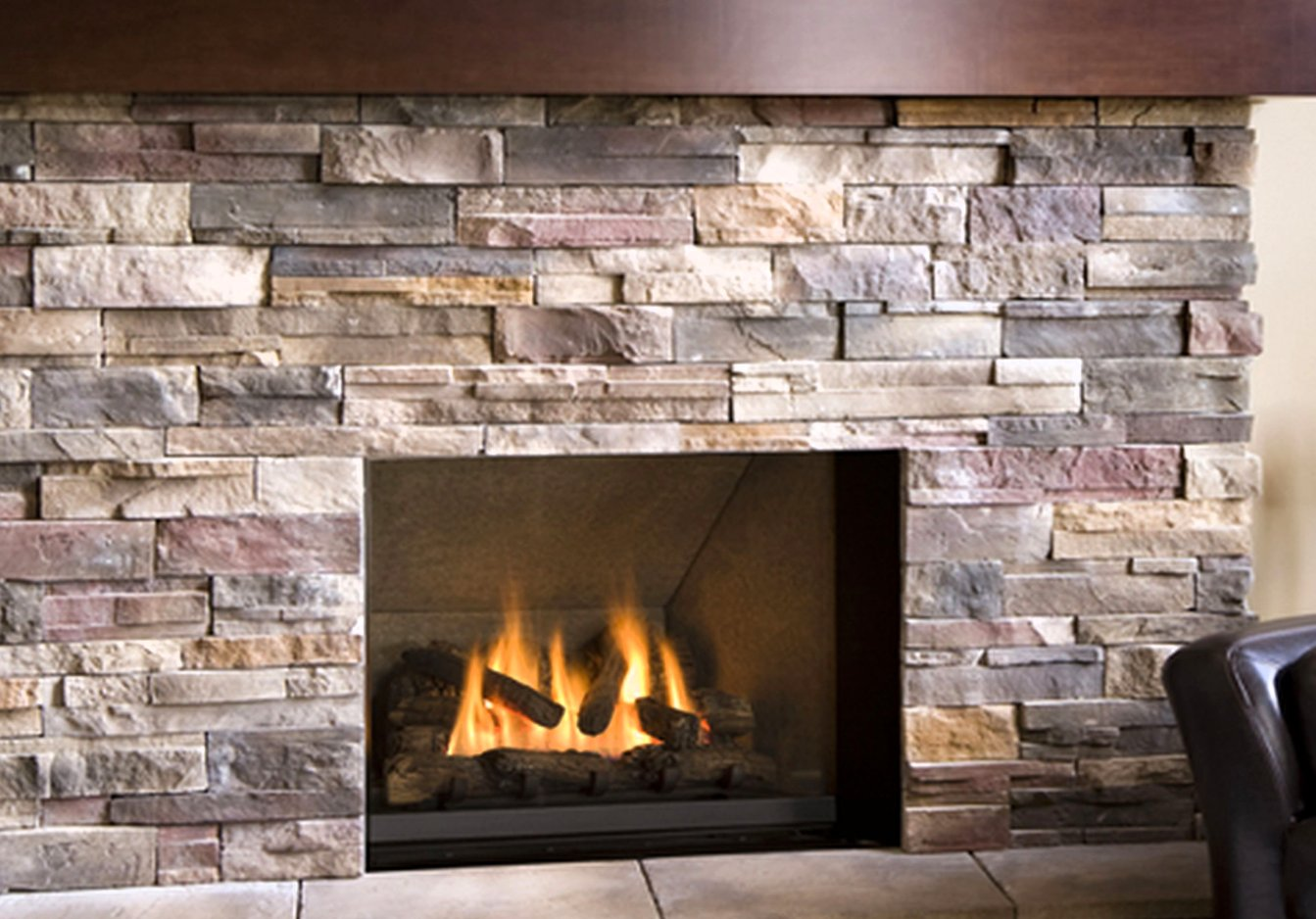 Fitting a Glass Door Into Your Exisiting Fireplace