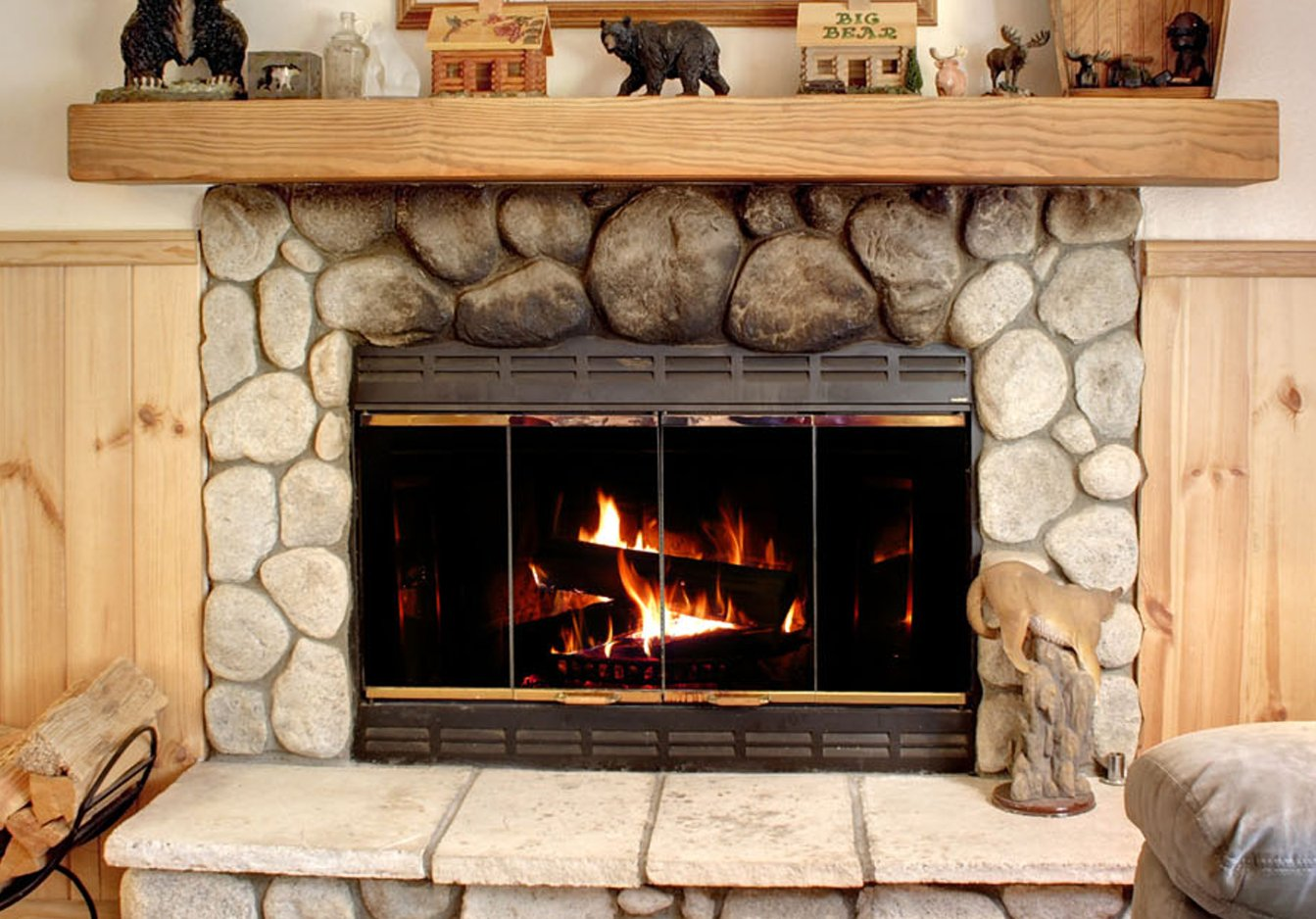 Prefabricated Fireplace Doors Resource