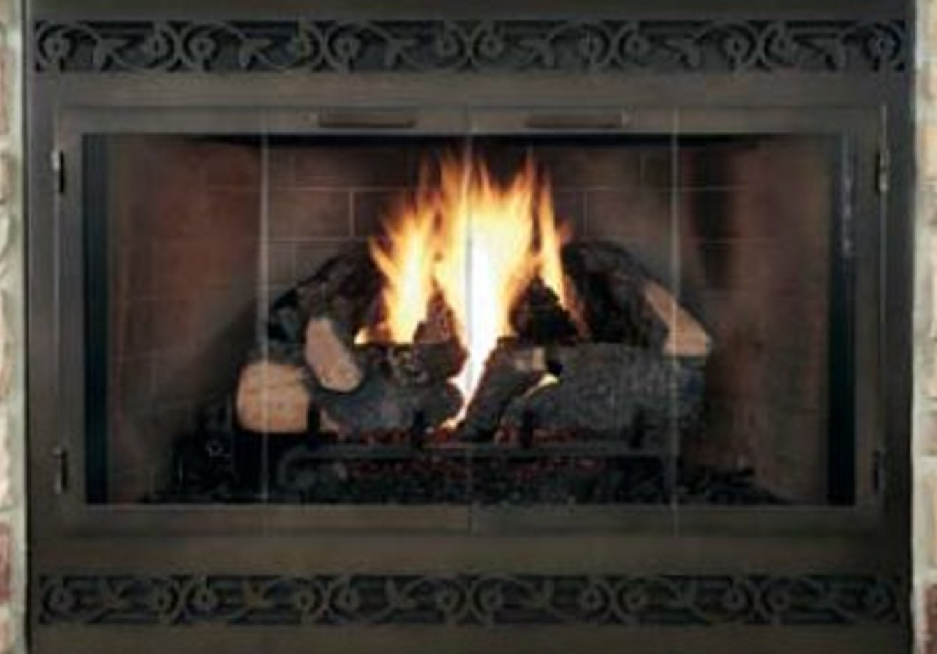 Shop All Prefab Fireplace Doors