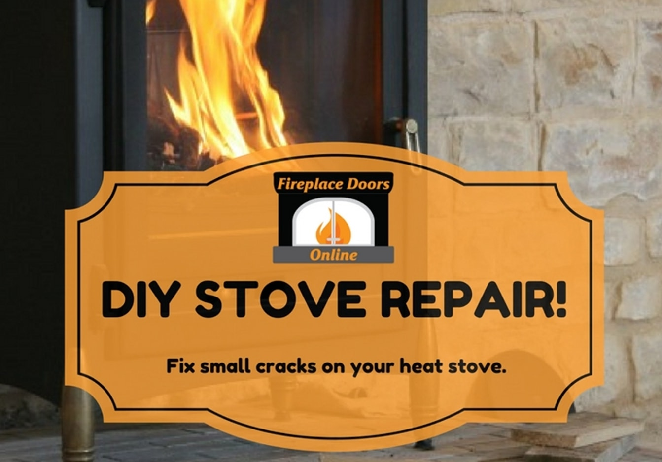 DIY Stove Repair