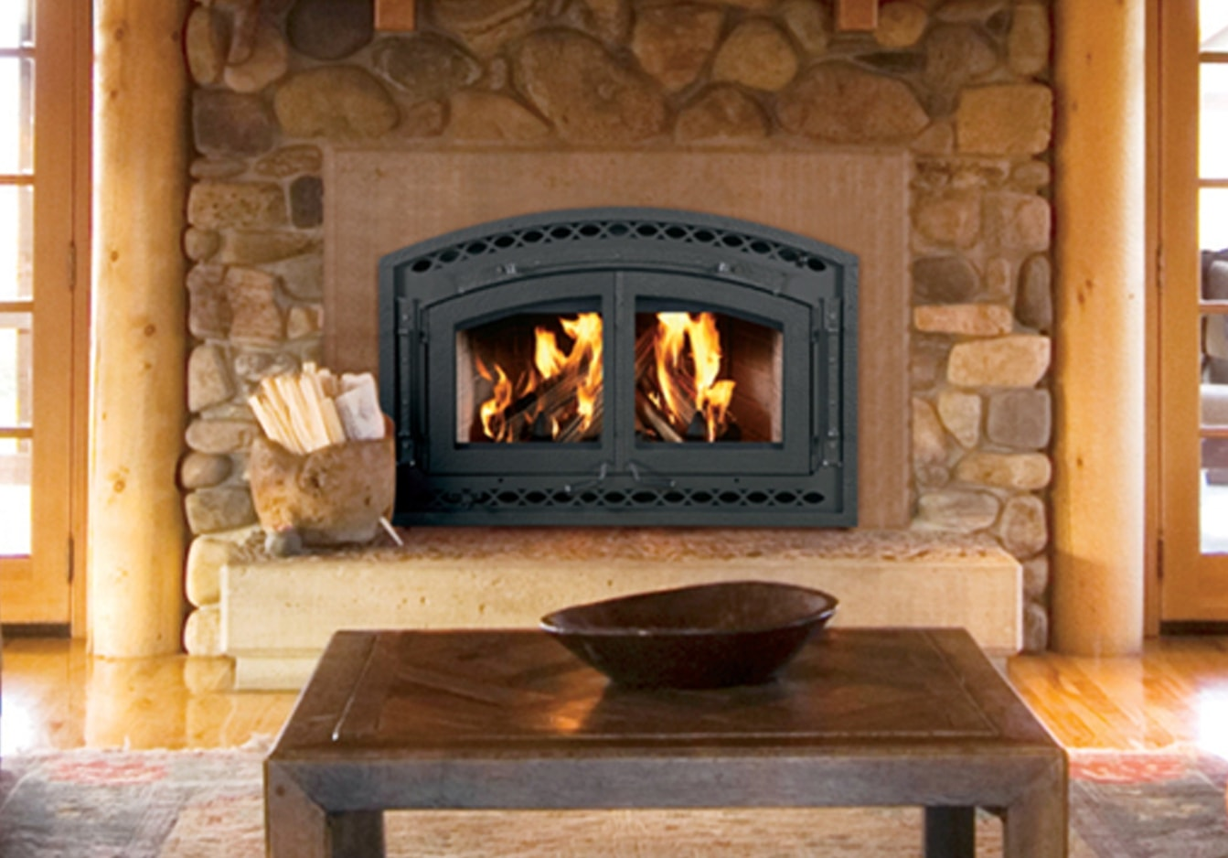 Learning About Masonry Fireplaces