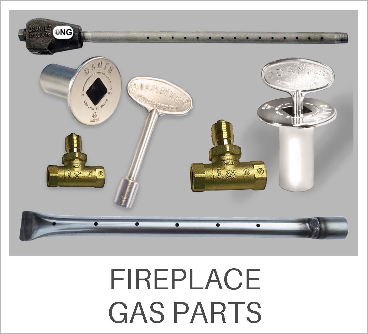 Fireplace Gas Parts Learning Center