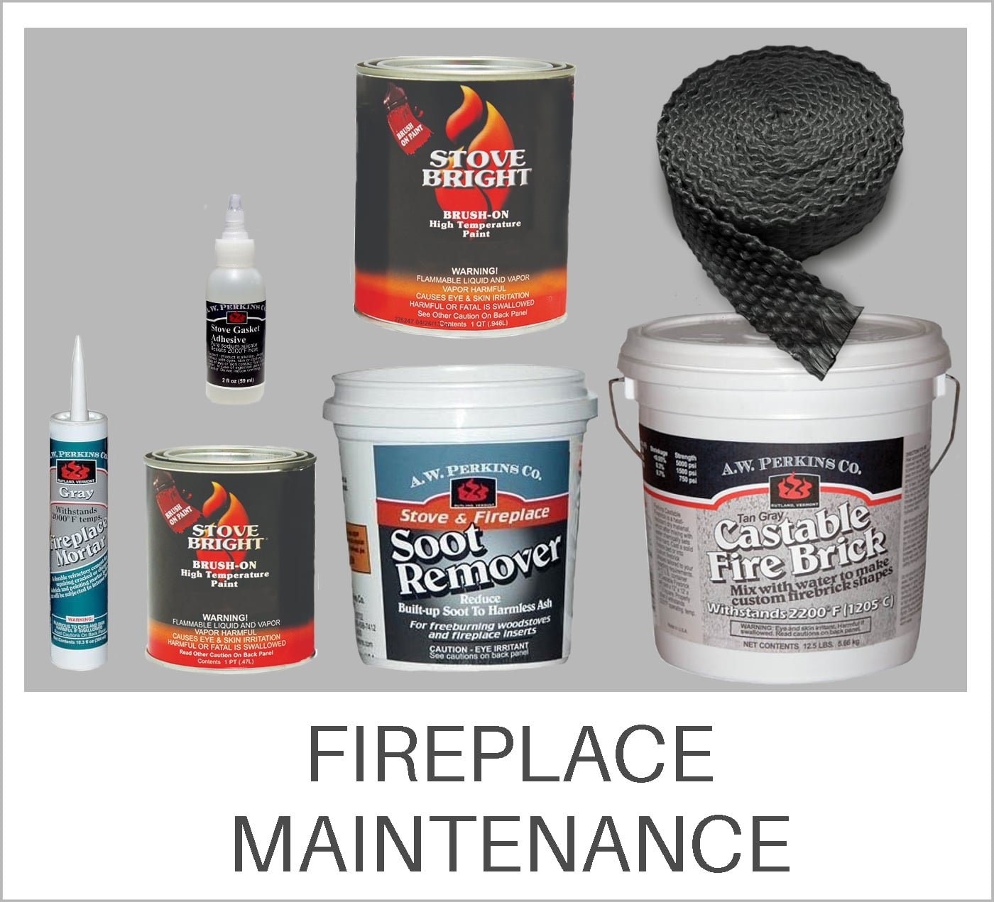Fireplace Maintenance Learning Center