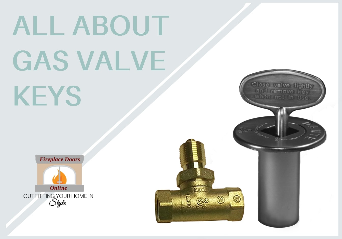 All About Universal Gas Valve Keys