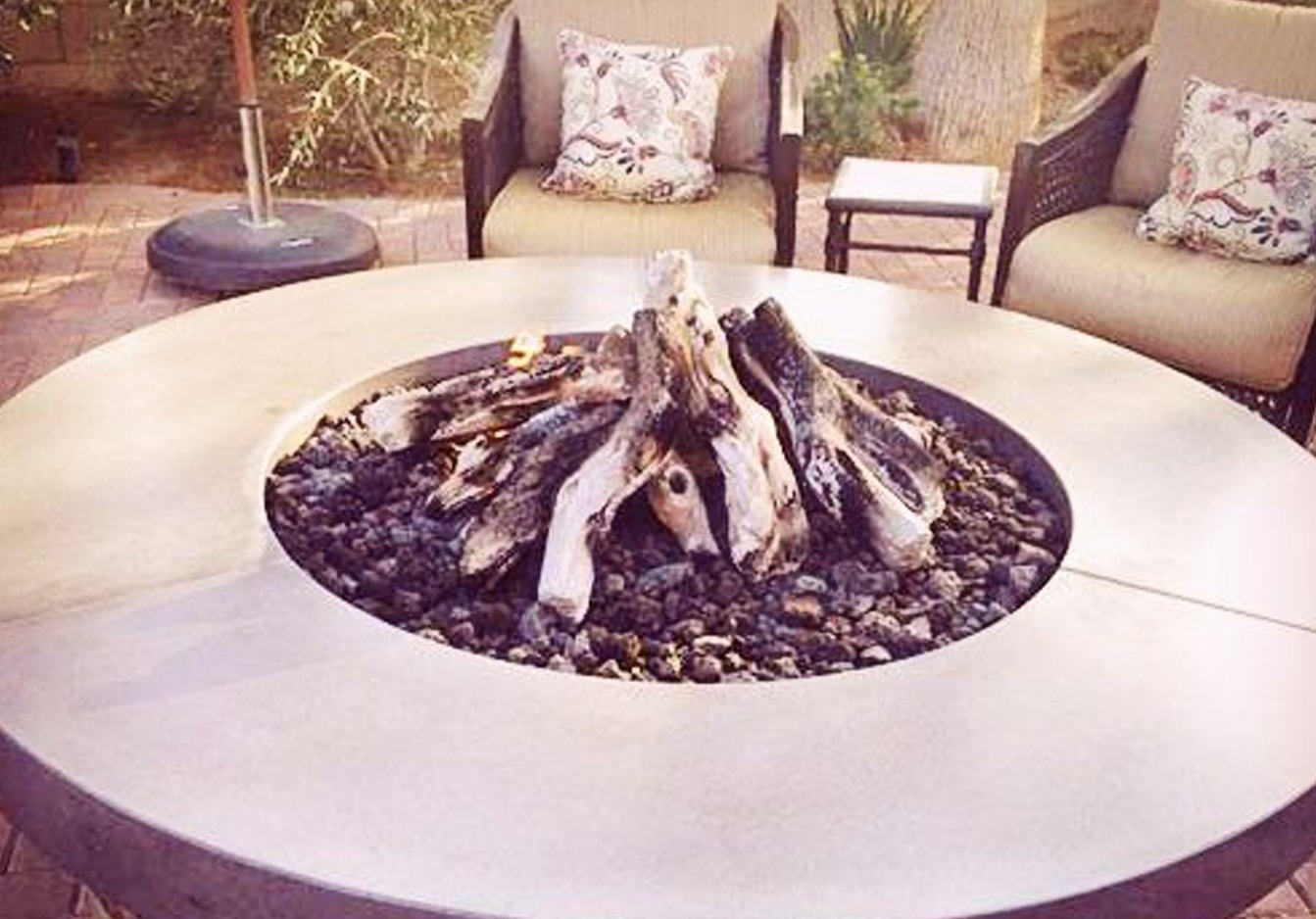 Outdoor Fire Feature Accessories FAQs