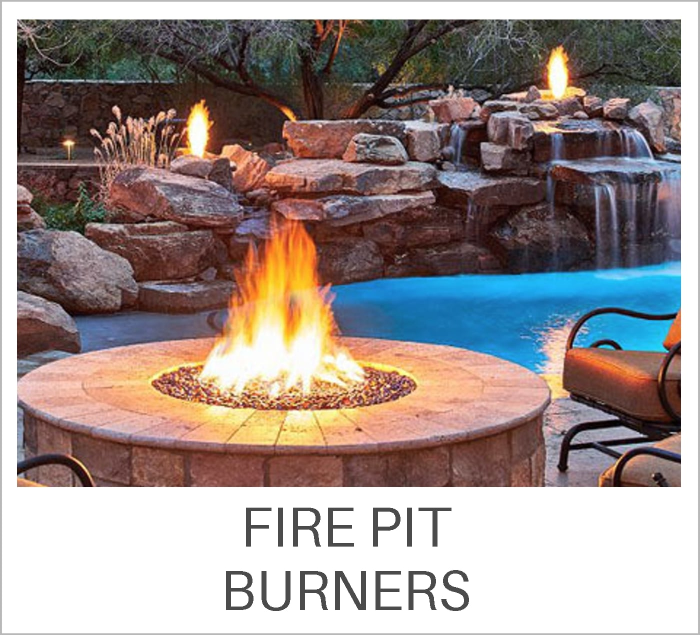 Outdoor DIY Fire Kits Learning Center