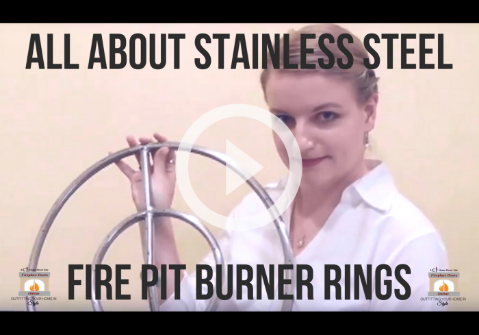 All About Stianless Steel Burners