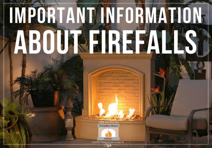 Important Firefalls Info