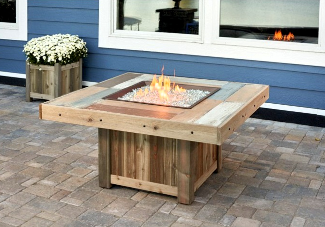 Shop All Outdoor Fire Features