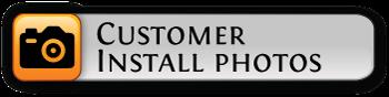 Real customer photos of door installations.