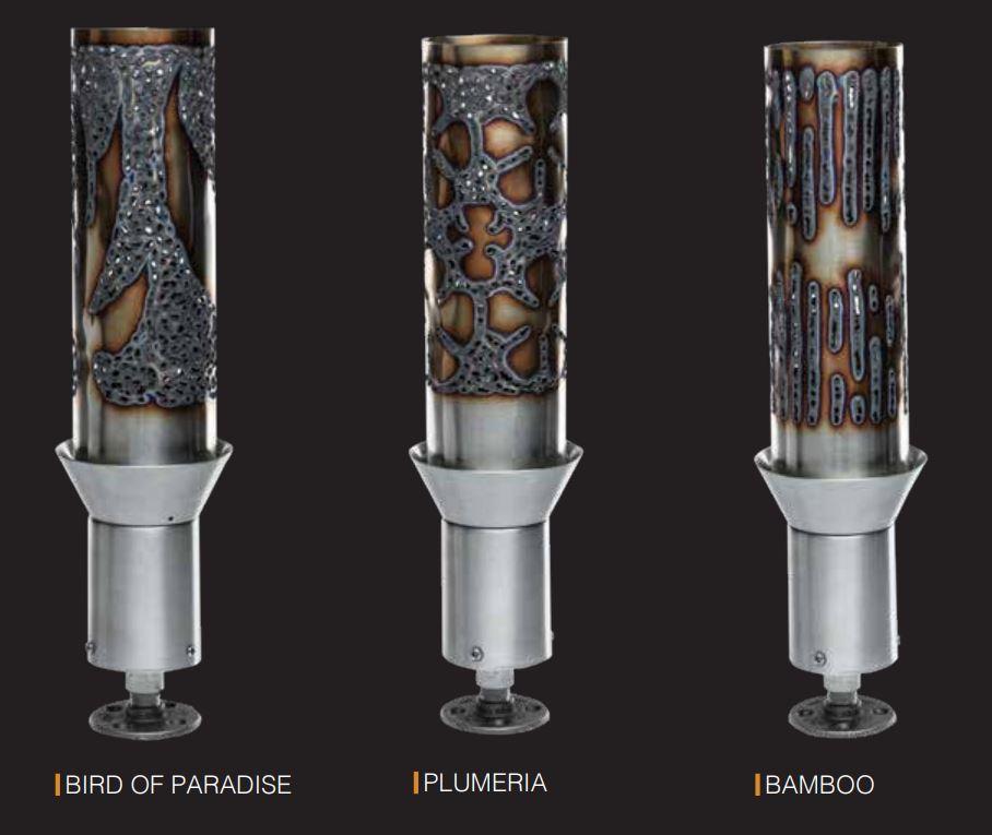 Stainless Steel Tiki Torches