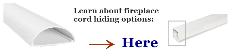 Cord hiding option link.