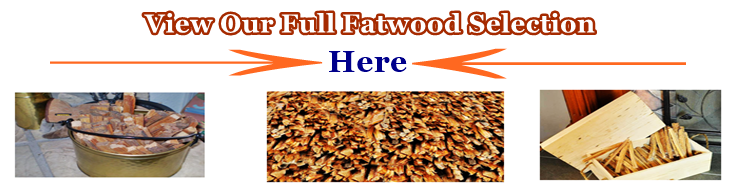Link image of fatwood to our product selection page.