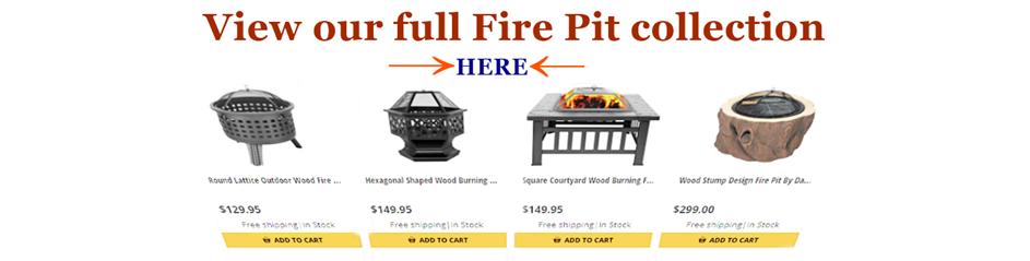 Fire pit image link.