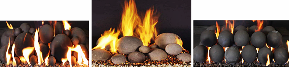 Fire balls shown over fire with media under both reference image and image link.