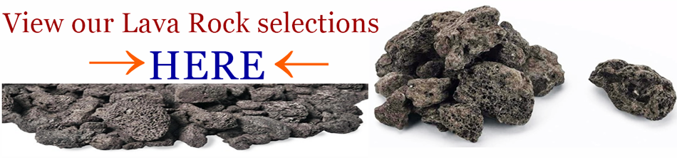 Lava Rock reference image and image link picture.