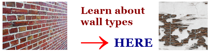 Learn wall type link image.