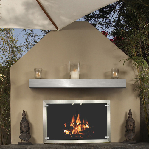 A fireplace mantel is important and this one is gorgeous!
