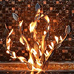 Fire Tree Stainless Steel Burner