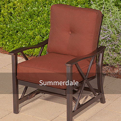 Summerdale Designer Chair