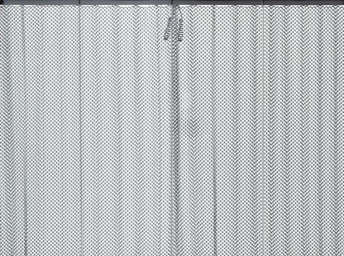 Hanging mesh
