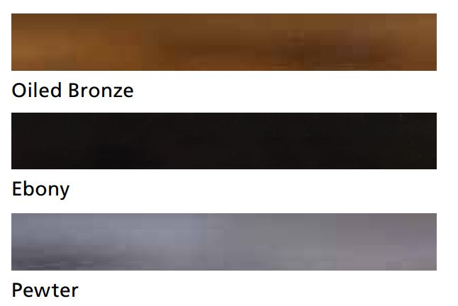 Superior Fireplace Door Color Choices