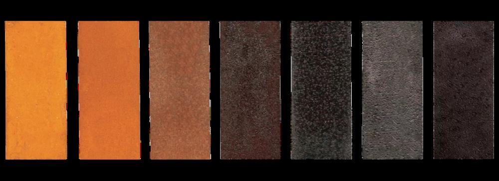 Corten Steel Patina Process