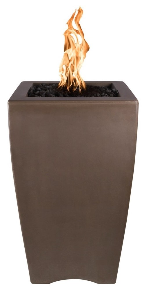 Baston Pillar Gas Fire Pit