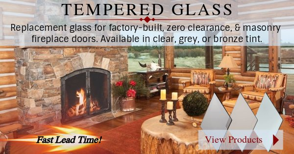 Tempered glass is now available at Fast Replacement Glass!