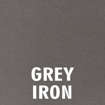 Textured Gray Iron