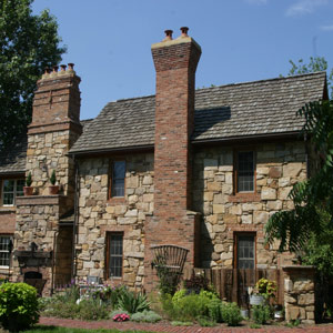 Masonry Fireplace Chimney
