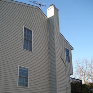 Zero Clearance Fireplace Chimney